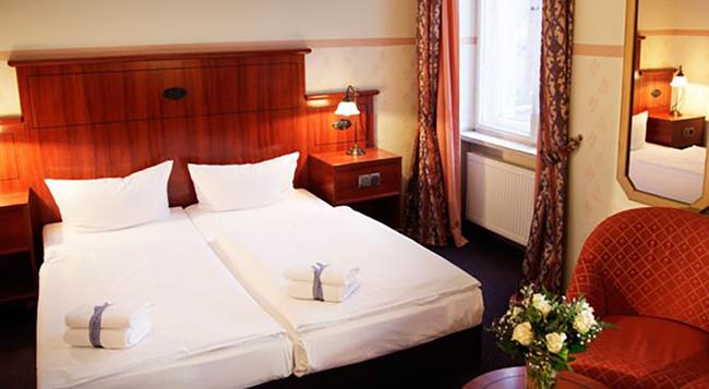 Hotel Altberlin Am Potsdamer Platz - ベルリン - 寝室