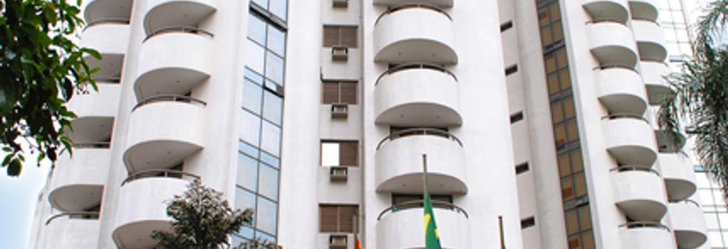 ホテル パウリスタ ウォール ストリート - サンパウロ - 建物