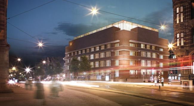 W アムステルダム - アムステルダム - 建物