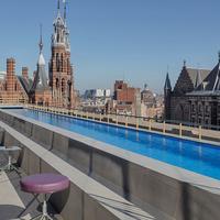 W アムステルダム WET deck