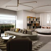W アムステルダム Wow Suite - Rendering
