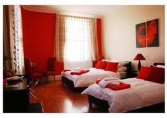 ホテル マケドニア - ロンドン - 寝室