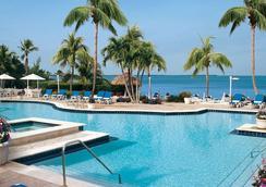 Key Largo Bay Marriott Beach Resort - キーラーゴ - プール