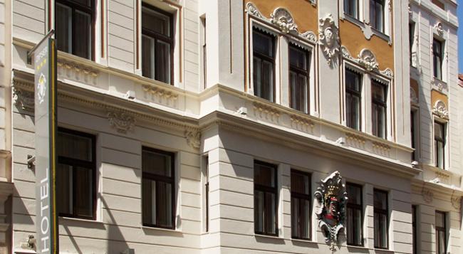 ホテル ツィプサー - ウィーン - 建物