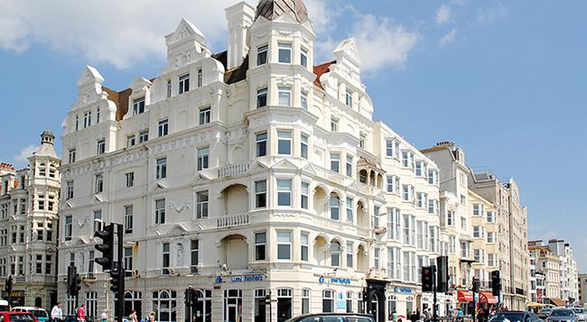 Brighton Harbour Hotel & Spa - Brighton - 建物