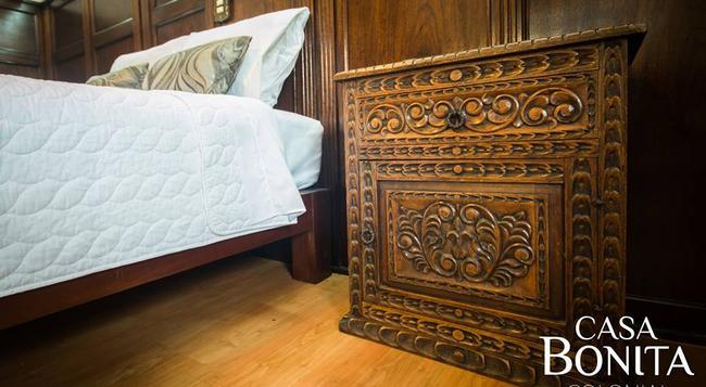 Casa Bonita Colonial - リマ - 寝室