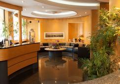 ホテル ガーバー - ローマ - ロビー