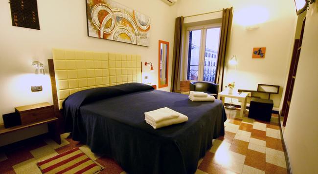 オールド キッチン B&B - ローマ - 寝室