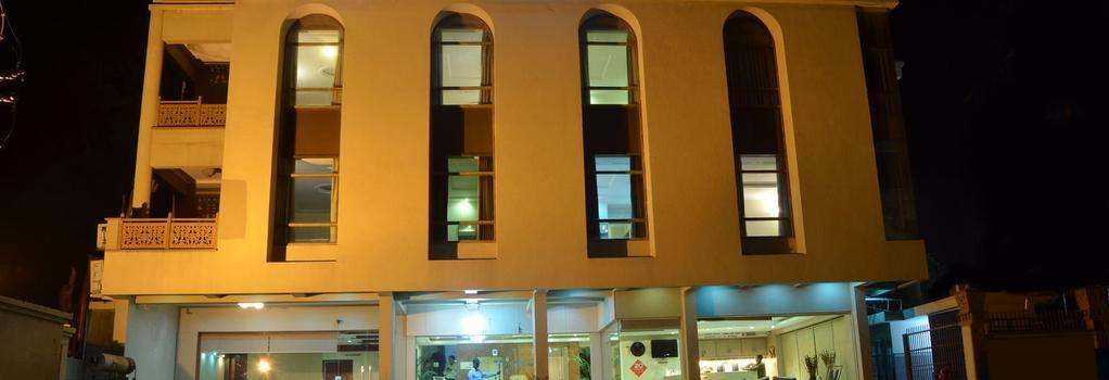 Hotel Bhoomi Residency - アーグラ - 建物