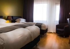 エアポートホテル オーロラスター - Keflavik - 寝室