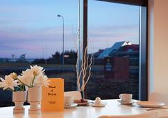 エアポートホテル オーロラスター - Keflavik - レストラン