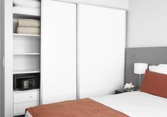 シアン レコレータ スイーツ - ブエノスアイレス - 寝室