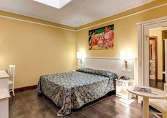 チェルヴァーラ パーク ホテル - ローマ - 寝室