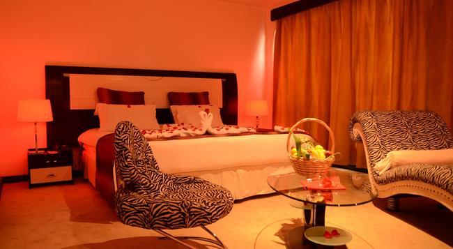 The Panari Hotel - ナイロビ - 寝室