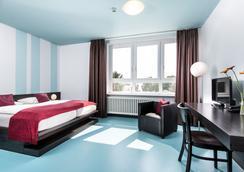 ホテル グレンズフォール - ベルリン - 寝室