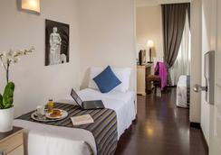 ホテル セント ポール ローマ - ローマ - 寝室