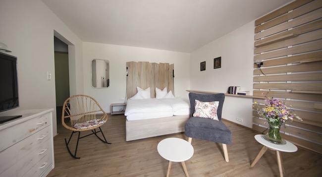 Der Tannenhof - ロイテ - 寝室