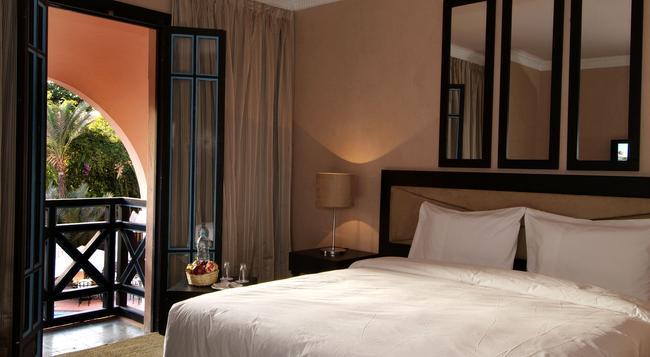 ホテル マラケシュ ル ティカ - マラケシュ - 寝室