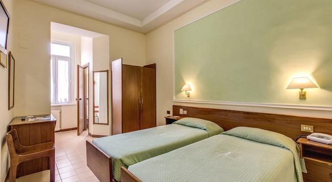 ホテル イゲア - ローマ - 寝室
