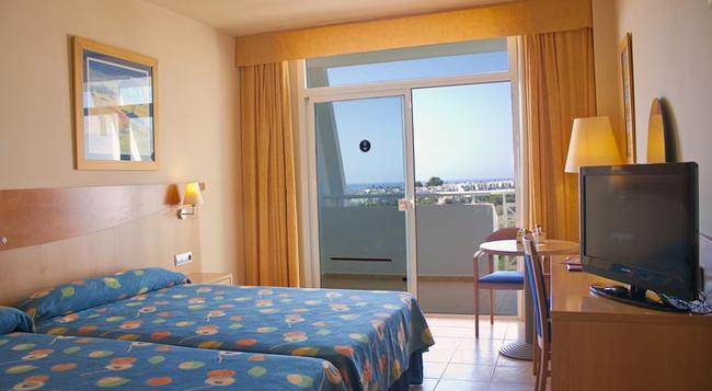 Hotel Servigroup Marina Mar - Mojacar - 寝室