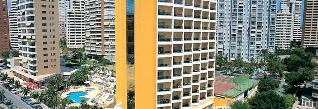 Hotel Servigroup Castilla - ベニドーム - 建物