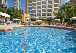 Hotel Servigroup Castilla - ベニドーム - プール