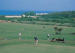 Hotel Servigroup Marina Mar - Mojacar - ゴルフコース