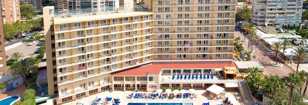 ホテル セルビグループ オレンジ - ベニドーム - 建物