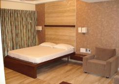 Hotel Airlink - ムンバイ - 寝室