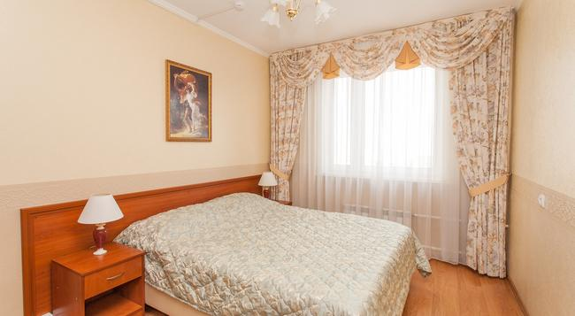 Hotel Vladykino - モスクワ - 寝室