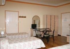 アルベルゴ パノラマ - ボローニャ - 寝室