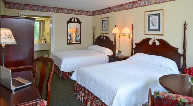 Phoenix Greenvilles Inn - グリーンヴィル - 寝室
