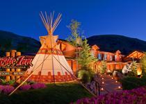 ラスティック イン クリークサイド リゾート アンド スパ アット ジャクソン ホテル
