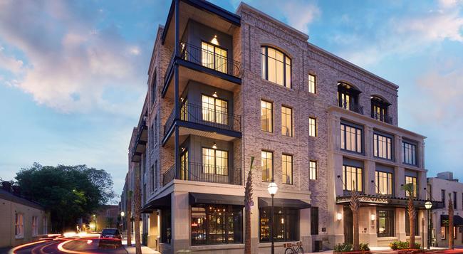The Spectator Hotel - チャールストン - 建物