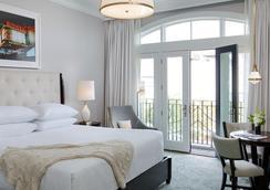 The Spectator Hotel - チャールストン - 寝室