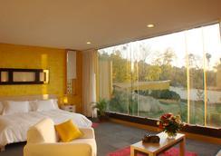 Casa en el Campo Hotel & Spa - モレリア - 寝室