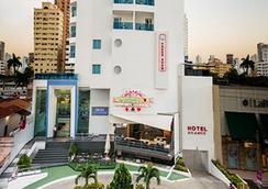 Atlantic Lux Hotel - カルタヘナ - 建物