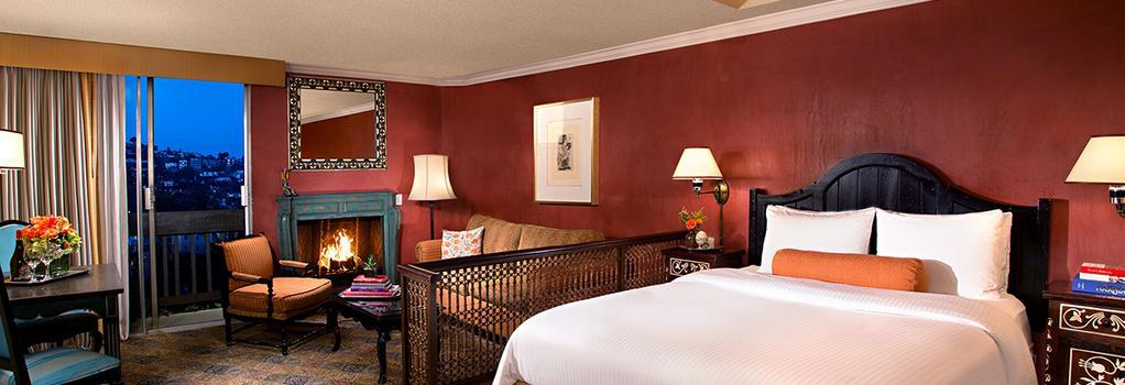 プティ エルミタージュ - ロサンゼルス - 寝室