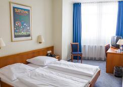ホテル パノラマ アム クアフュルステンダム - ベルリン - 寝室