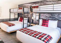 Mountain Modern Motel - ジャクソン - 寝室