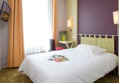モンパルナス アレジア - パリ - 寝室
