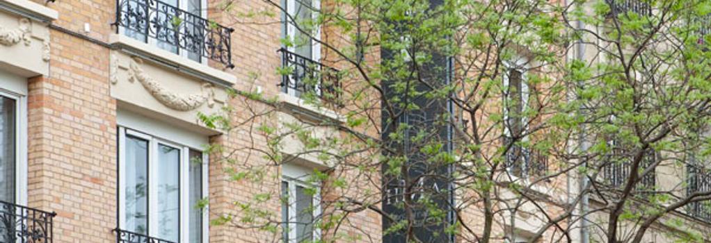 モンパルナス アレジア - パリ - 建物