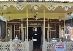 Houseboat Zaindari Palace - Srinagar (Jammu and Kashmir) - 屋外の景色