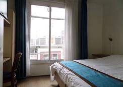 ホテル ドリア - アムステルダム - 寝室