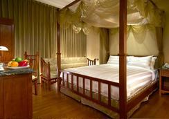 ロイヤル シーズンズ ホテル タイペイ ナンキン W. - 台北市 - 寝室
