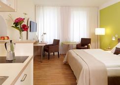 フロットウェル ベルリン ホテル & レジデンツ アム パーク - ベルリン - 寝室