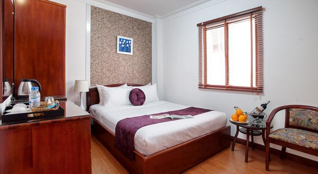 パビリオン ホテル - ホーチミン - 寝室