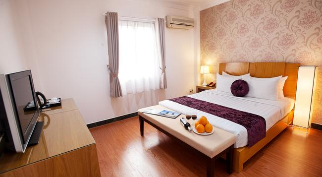 Pavilion Hotel - ホーチミン - 寝室