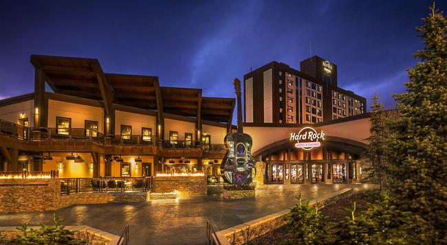 Hard Rock Hotel & Casino Lake Tahoe - ステートライン - 建物