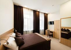 Center Hotel - サンクトペテルブルク - 寝室